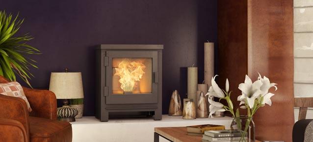Pelletkachel Nordic Fire Arya classic