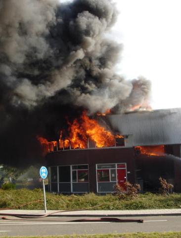 Brandgevaarlijke situaties door ondeugdelijke installatie