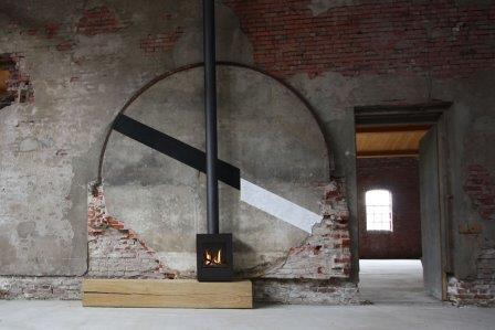 Industriële gaskachel Luuk Fires 03