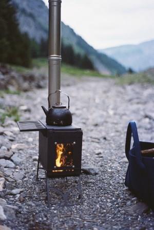 Harrie Leenders outdoor survival kachel Faltovn